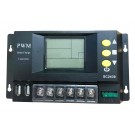 PWM Solar Charge Controller 12V/24V 30A