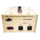 300W Voltage Converter Isolated Toroidal Japan
